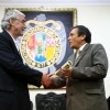 U. San Cristóbal de Huamanga distingue como profesor emérito a Jaime Urrutia, investigador del IEP