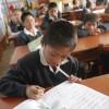 Un sector de la población ve a la escuela como una forma de mejorar su calidad de vida