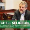 """""""La corrupción resta confianza en las instituciones democráticas"""": Mitchell Seligson"""