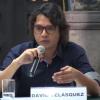 """Participación de David Velásquez en el Coloquio de Historia """"Tiempo de Guerra"""""""