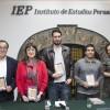 """Presentación de libro """"Burócratas y tecnócratas. La infructuosa búsqueda de la eficiencia empresarial en el Estado peruano del siglo XXI"""""""