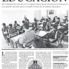 Mirar la educación