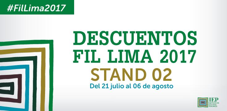 Descuentos en la FilLima2017
