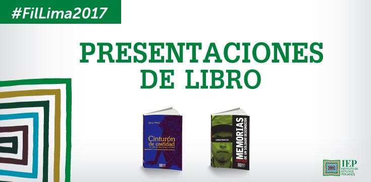Presentaciones de libro