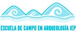 Logo de Escuela de Campo en Arqueología IEP