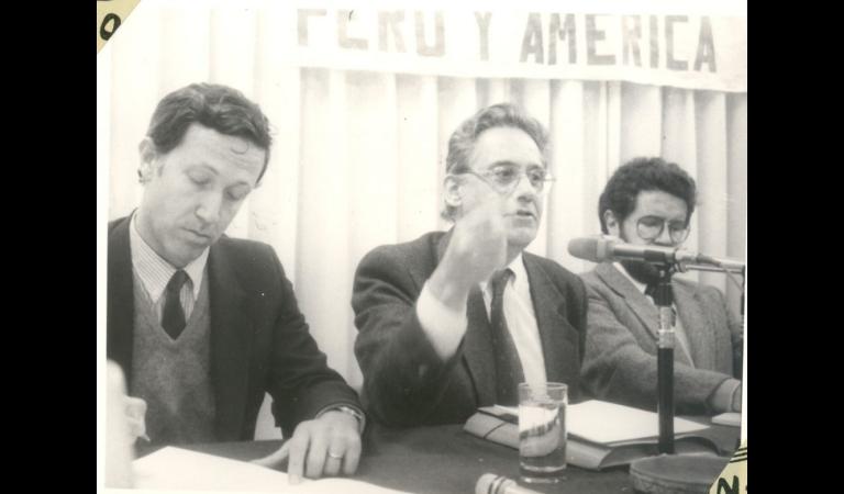 Fernando Enrique Cardoso expone en el seminario por los 25 años del IEP: