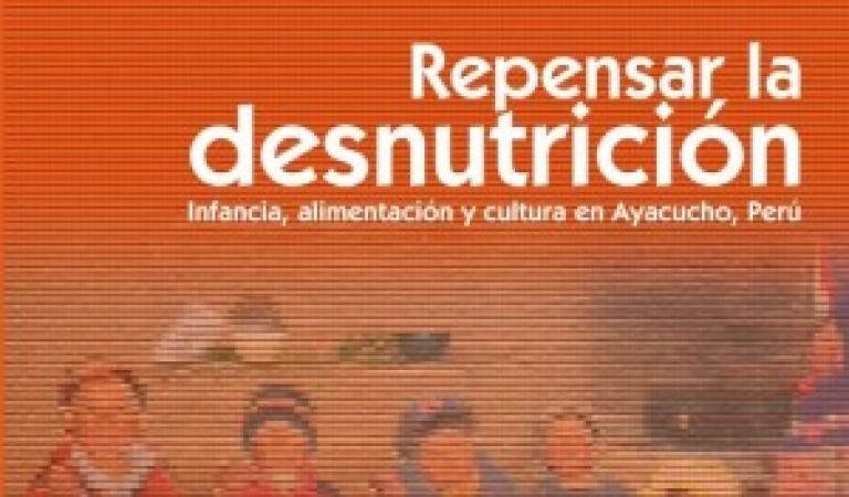 """Presentación del libro """"Repensar la desnutrición"""""""