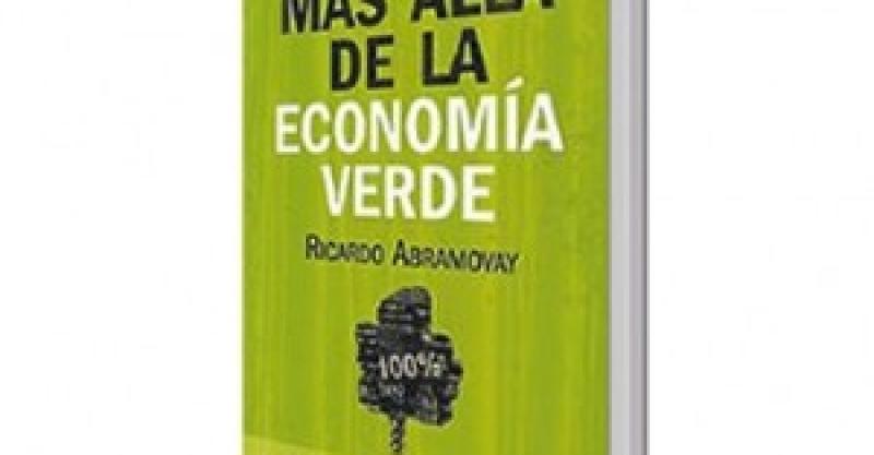 """""""Más allá de la economía verde"""": economista Ricardo Abramovay presenta libro en el IEP"""