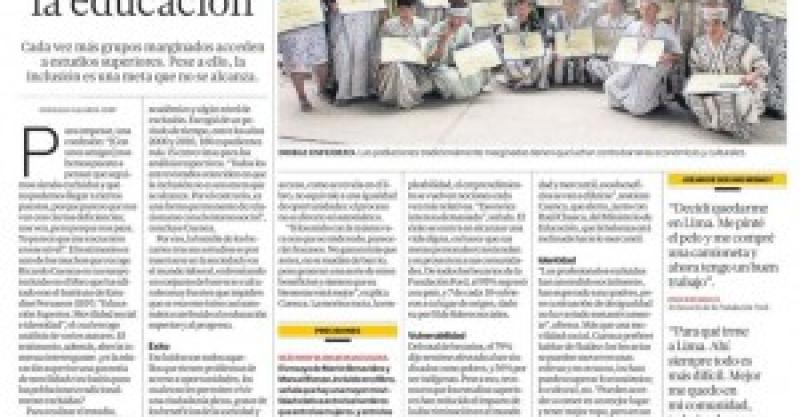 La batalla de las poblaciones excluidas por la educación