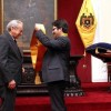 Julio Cotler recibe reconocimiento de la Municipalidad de Lima