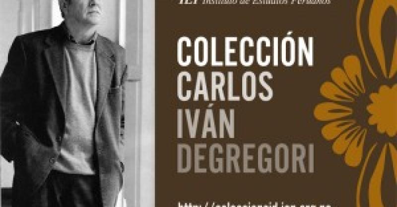 Colección y archivo personal de Carlos Iván Degregori serán de acceso público
