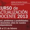 Curso de actualización docente sobre temas claves de la historia del Perú en su bicentenario