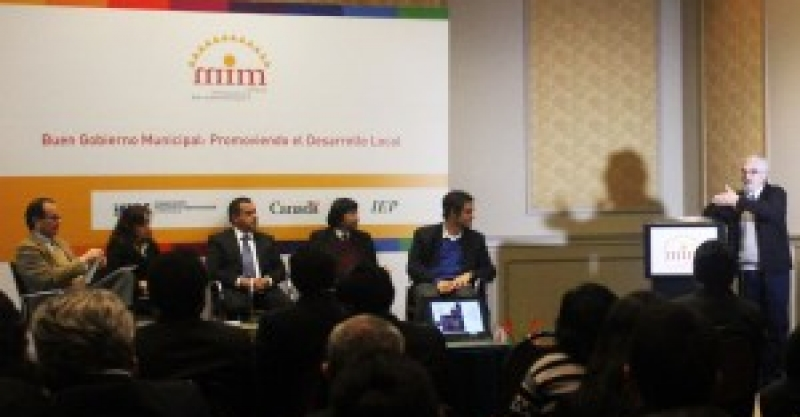 MIM Perú presentó resultados sobre Buen Gobierno Municipal y reconoció buenas prácticas municipales