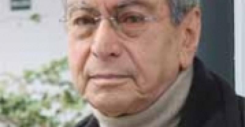 Julio Cotler en feria del libro de Trujillo