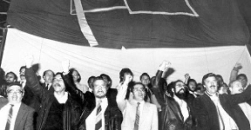 Antonio Zapata: Las palabras y los hechos
