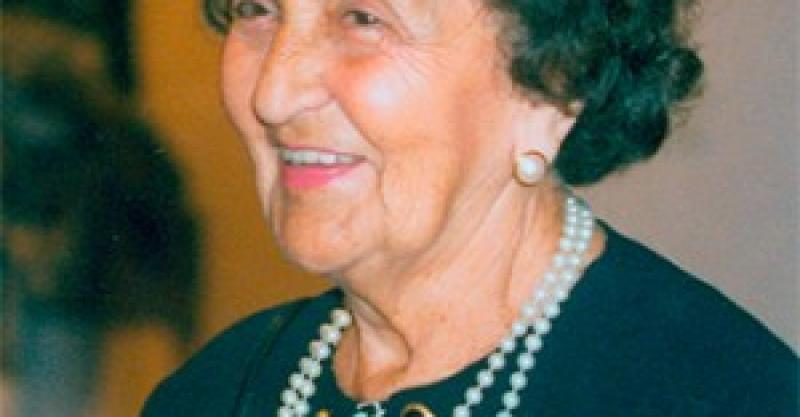 """Ministerio de Cultura distingue a María Rostworowski como """"Personalidad Meritoria de la Cultura"""""""