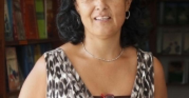 """Natalia González: """"Leer es estar adelante"""""""