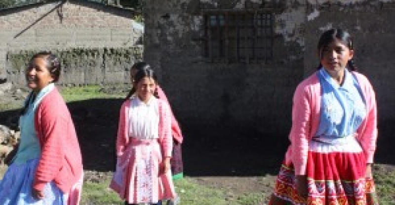 Género y educación en los proyectos de vida de las jóvenes rurales
