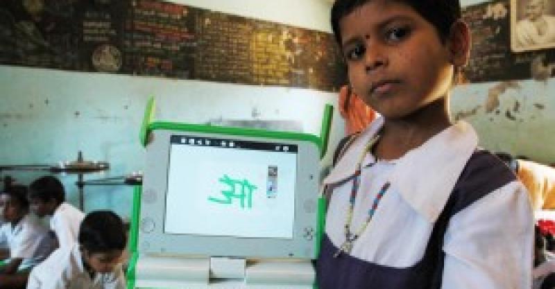"""Estudio sobre el programa """"Una Laptop por Niño"""" en la India será presentando en el IEP"""