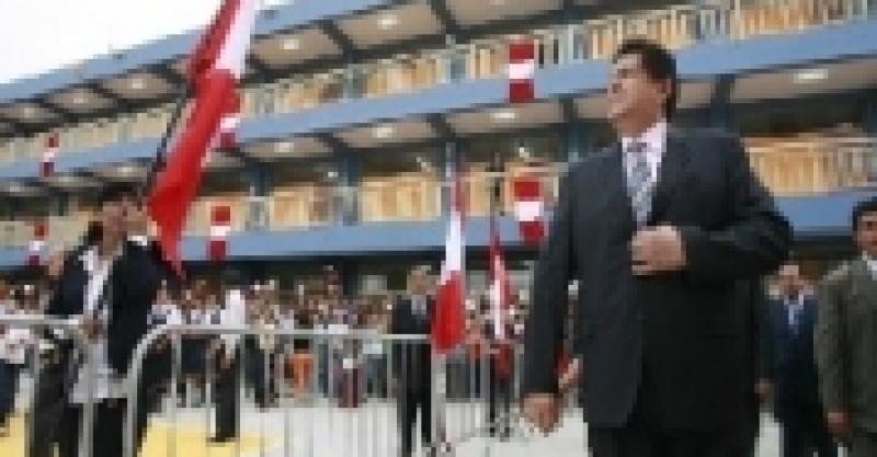 Francesca Uccelli :La política educativa del segundo gobierno de Alan García