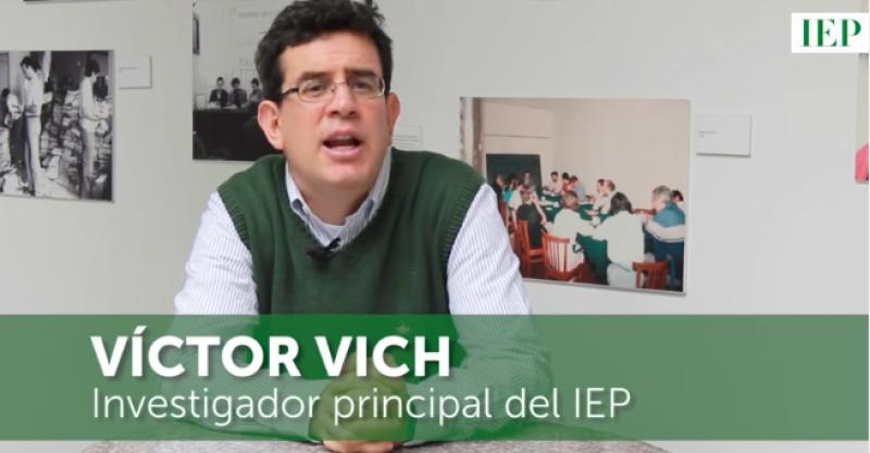 VIDEO: El arte y la construcción de una memoria sobre la violencia: Entrevista a Víctor Vich