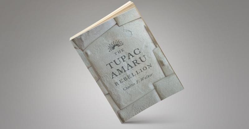 """Libro """"The Tupac Amaru Rebellion"""" de Charles Walker será publicado en español por el IEP"""