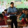 Es necesario fortalecer la escuela para que se enseñe sobre la violencia de los años 80 y 90