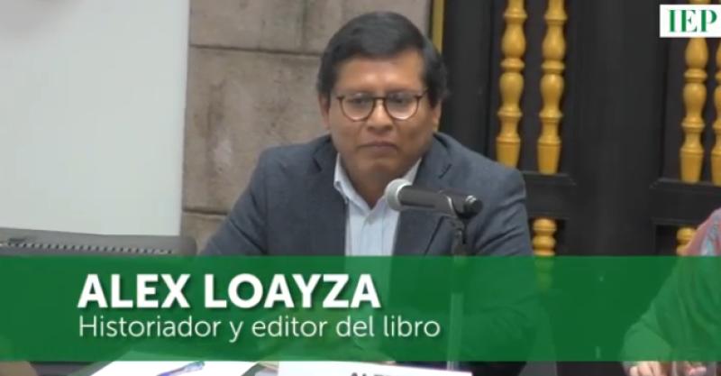 La independencia peruana como representación [Presentación de libro]