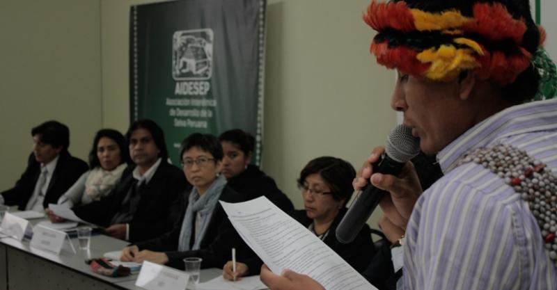 Amazonas: Publican ordenanza regional en salud intercultural que recoge aportes de estudio del IEP