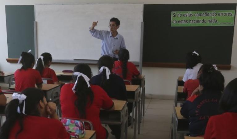 Comunidad escolar asocia democracia a igualdad y respeto
