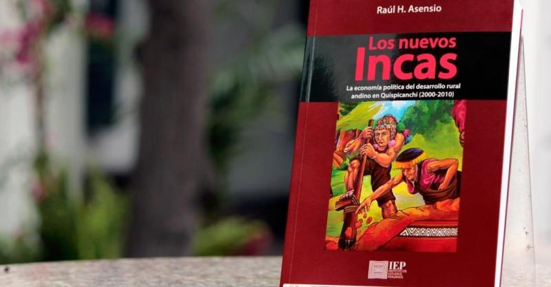 """""""Los nuevos Incas"""": Un estudio para conocer las tendencias de cambio en el mundo rural peruano"""