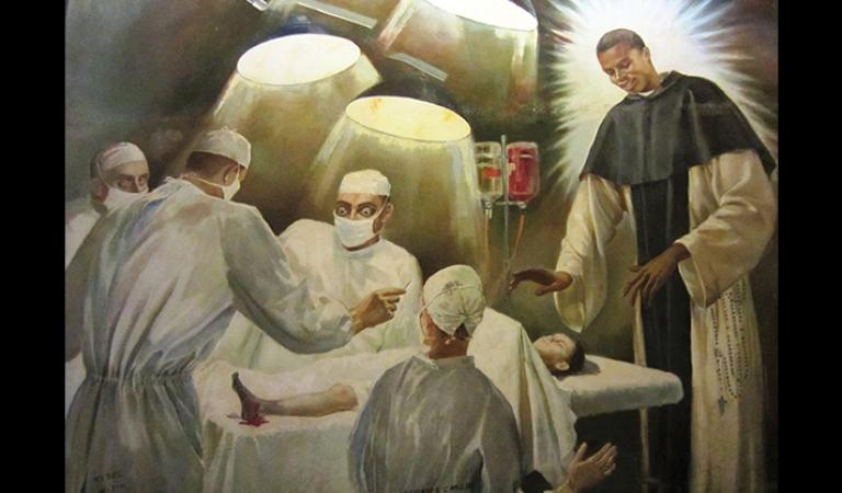 Las bases sociales del culto a San Martín de Porres