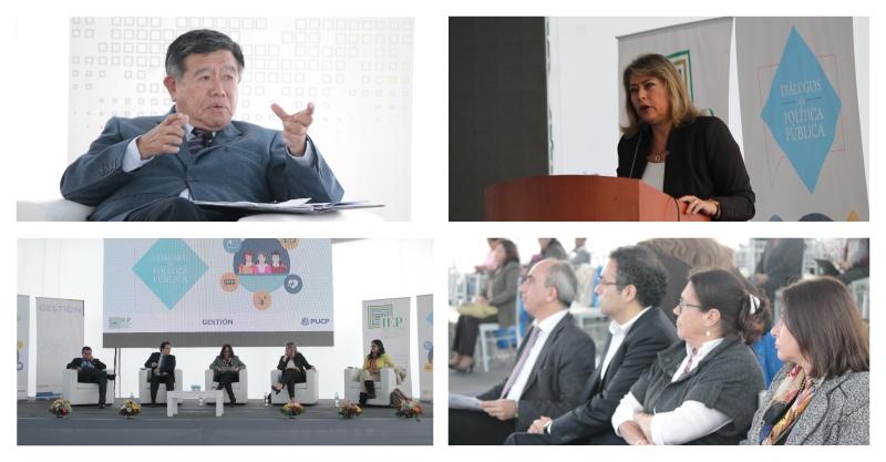 VIDEO: Mira todas las mesas de los Diálogos de Política Pública en la PUCP