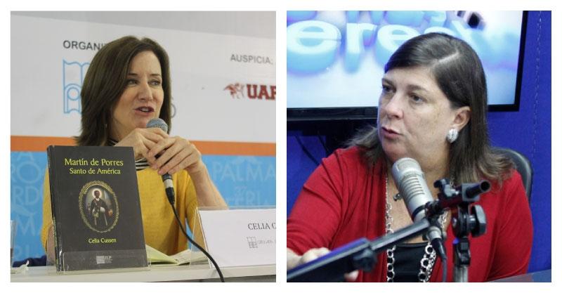 San Martín de Porres: Celia Cussen dialogó con Rosa María Palacios sobre su libro publicado por el IEP