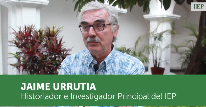 "La historia de Huamanga: Entrevista a Jaime Urrutia sobre su libro ""Aquí nada ha pasado"""