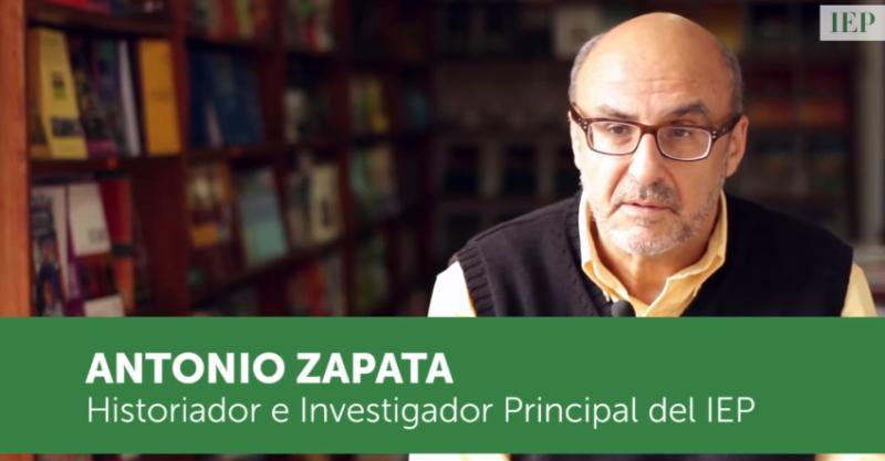 Las ideas sobre la desigualdad a lo largo de nuestra historia: Entrevista a Antonio Zapata
