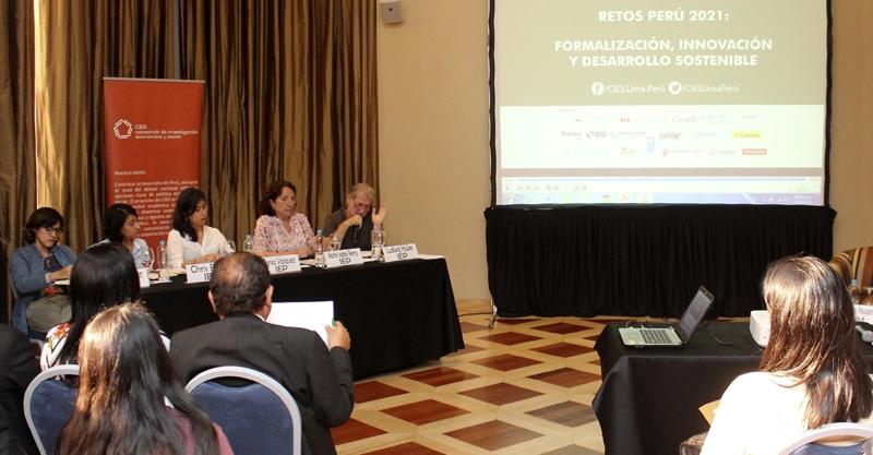 VIDEO: Nuevas clases medias y mecanismos de movilidad social en el Perú
