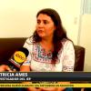 Patricia Ames es entrevistada por RPP