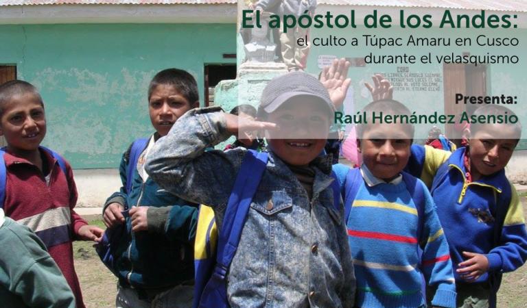 """Mesa Verde """"El apóstol de los Andes: el culto a Túpac Amaru en Cusco durante el velasquismo"""""""