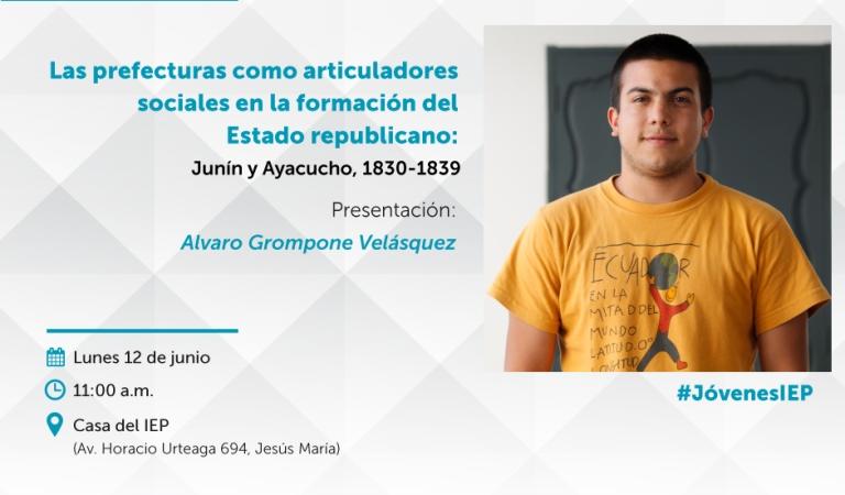 """""""Las prefecturas como articuladores sociales en la formación del Estado republicano, Junín y Ayacucho, 1830-1839"""""""