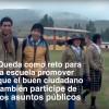 [VÍDEO] Ciudadanía desde la escuela: educación de calidad