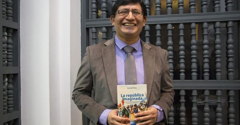 """[Vídeo] Presentación del libro """"La república imaginada. Representaciones culturales y discursos políticos en la época de la independencia"""""""
