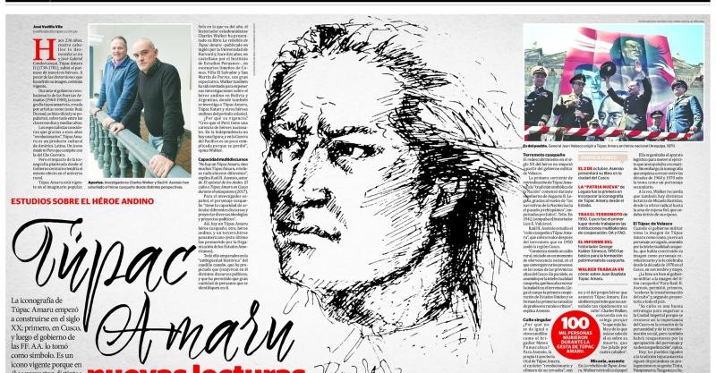 Túpac Amaru, nuevas lecturas