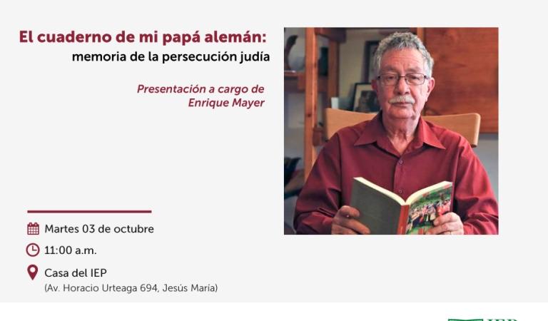 Mesa Verde: El cuaderno de mi papá alemán: memoria de la persecución judía