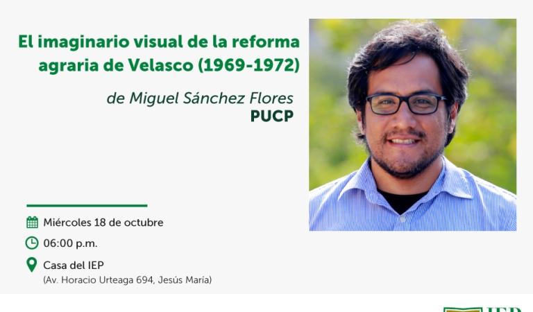 El imaginario visual de la reforma agraria de Velasco (1969-1972)