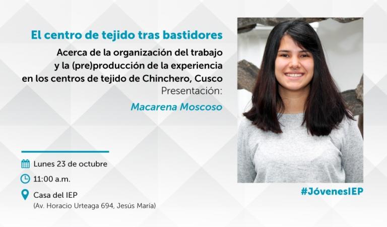 El centro de tejido tras bastidores: Acerca de la organización del trabajo y la (pre)producción de la experiencia en los centros de tejido de Chinchero, Cusco