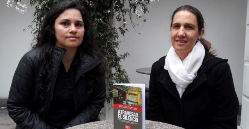 """""""Atravesar el silencio"""", cuán dispuestos estamos a hablar sobre la violencia: entrevista a Francesca Uccelli y Tamia Portugal"""