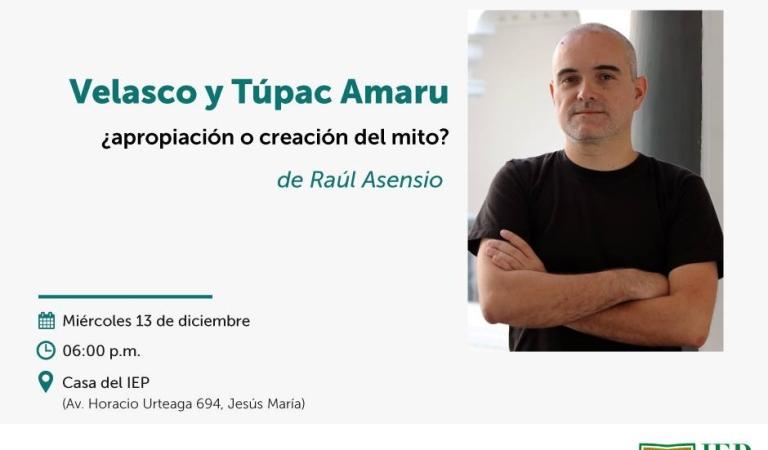 Velasco y Túpac Amaru: ¿apropiación o creación del mito?