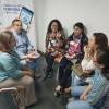 Taller con equipos regionales del FOSIS para presentar la nueva metodología de educación financiera