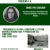 37° Sesión del Taller de Historia Económica – APHE